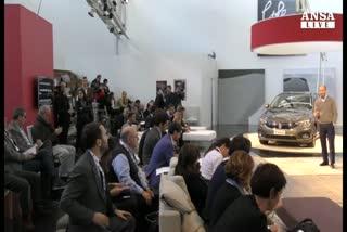 Fca: arriva nuova Fiat Tipo, berlina da 12.500 euro