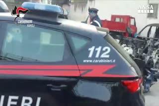 Riciclaggio auto rubate, 35 denunciati