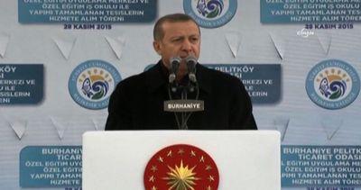 """Erdogan: molto """"rattristato"""" per l'abbattimento del jet ..."""