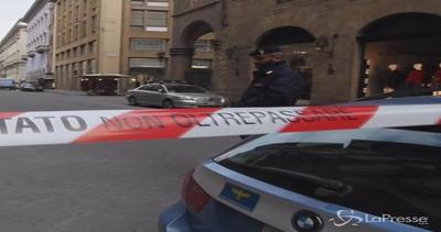 Falso allarme bomba a Firenze: valigia innocua