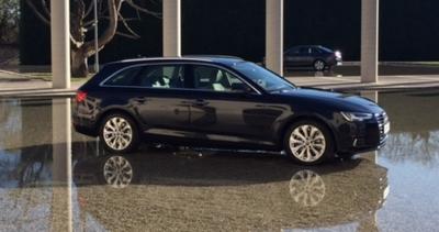 Nuova A4: la piccola limousine Audi