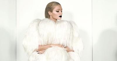 Paris Hilton in versione
