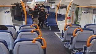 Potenza, Trenitalia consegna a Basilicata treno Swing per pendolari