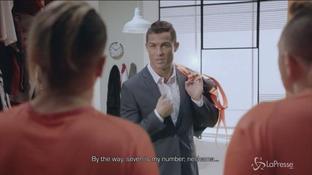 Cristiano Ronaldo: polemiche per la pubblicità 'Hot