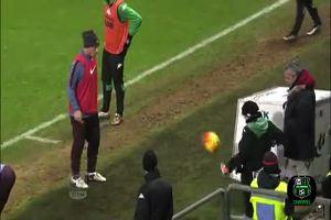 Il video ringraziamento del baby raccattapalle  che palleggiò con Totti: