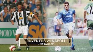 Juventus vs Napoli: i grandi ex
