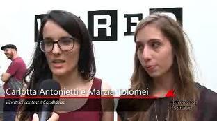 Carlotta Antonietti e Marzia Tolomei vincono contest #Cap4Ideas