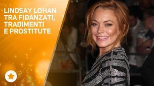 Weekend da incubo per Lindsay Lohan