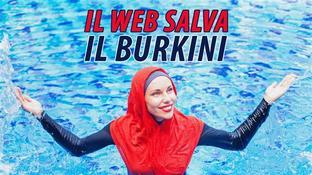 Internet batte la Francia: il burkini non è più reato