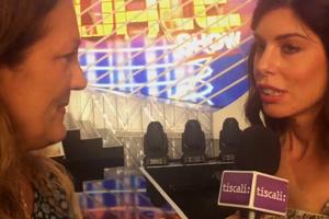 """Bianca Atzei: """"Il mio amore per Max Biaggi? Con lui c'è un progetto importante"""""""