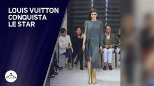 Parigi Fashion Week, Louis Vuitton fa faville