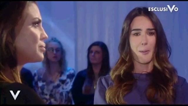 Si parla dei figli di Claudia Galanti, Silvia Toffanin scoppia a piangere in diretta