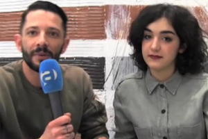 Nesli e Alice Paba, la strana coppia di Sanremo