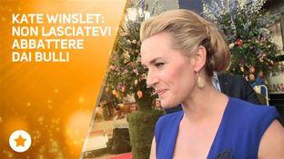 Kate Winslet: 'Mi chiamavamo cicciona'