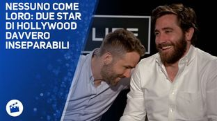 Ryan Reynolds e Jake Gyllenhaal: pazza intervista