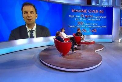 L'elogio di Massimo Bitonci (Lega Nord) alla moglie che commuove le donne in studio